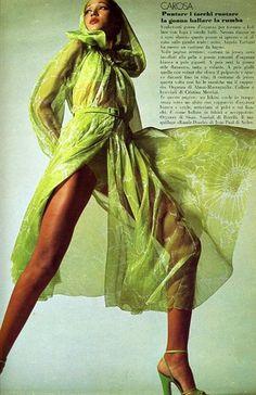 Pat Cleveland ca 1972