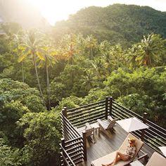 Hotel Chocolat, St Lucia