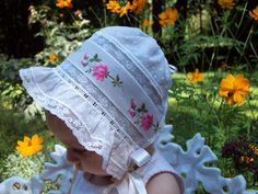 Just Bonnets! Awesome ideas!