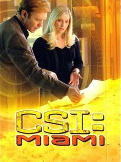 CSI:Miami--Love This Show