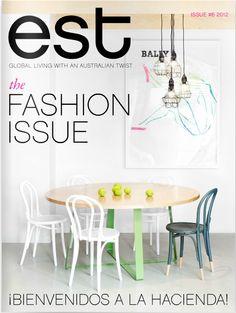 est magazine issue #6