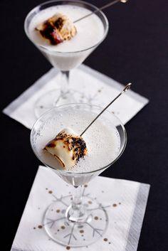 campfire martini.