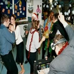 Christmas Holiday Office Party Game Ideas