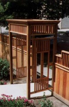 Prairie Style Fence