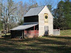 old barns of North Carolina | Louisburg, North Carolina and Franklin County Area - a set on Flickr