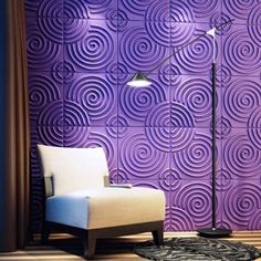 Choice #7 - We are thinking of using a wall panel in a project we are working on. Do you like this one?