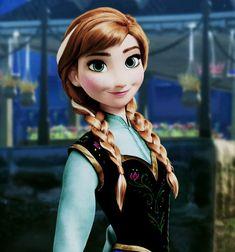 17 Reasons Why Anna Should Be Your Favorite Disney Princess....Reason 18, she has my name! :)