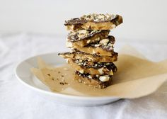 English Toffee recipe - I love English Toffee - easy to make and yummy!
