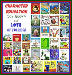 All Things Character Education!  (Lots of free ideas.)