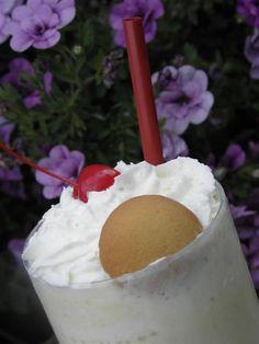 Banana Pudding Milkshakes