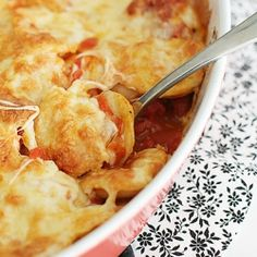 Baked Ravioli - an easy and delicious dinner idea!