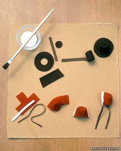 holiday, favors, classroom craft, fingers, fall fun, fall craft, pilgrim, fingerpuppet favor, finger puppets