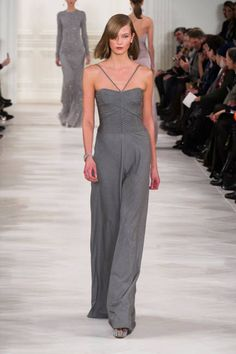 The most outrageously gorgeous gowns from NYFW 2014: Ralph Lauren