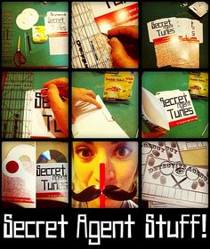 Uber fun idea!!! Secret Agent party complete with fake mustache.