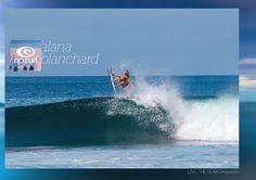 Rip Curl babe Alana Blanchard
