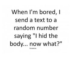 to a random number..haha yus