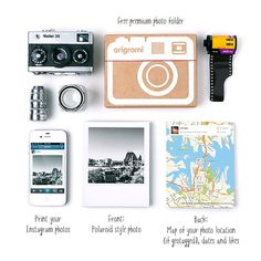 Instagram Photo Printing - Origrami