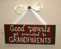 Cute gift idea for new grandparents :)
