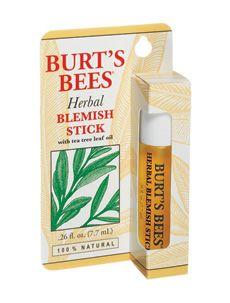 Herbal Blemish Stick- Burt's Bees  works amazingly well on razor bumps! roll on bikini line to prevent bumps!