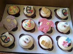 A Little Something Sweet | Nurse Cupcakes