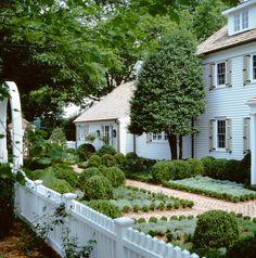 Howard Slatkin garden