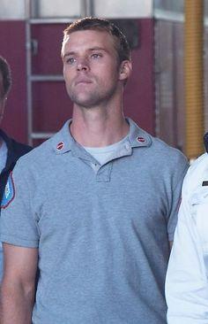 Matthew Casey / http://#ChicagoFire / NBC / Jesse Spencer