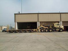 M1000 Heavy Equipment Trailer