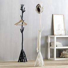 branch coat rack... I'd like something like this Tom for Christmas :)