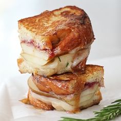 Pear and Havarti Grilled Cheese what-can-i-have-to-eat-