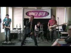 """JTX performing """"Love in America"""" WNCI 97.9 Studio Sessions"""