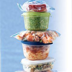 How To Avoid Freezer Burn When Freezing Food | YouveGotToTasteThis.MyRecipes.com