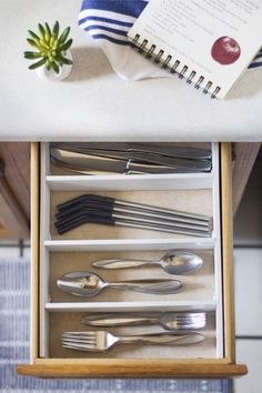 How to make a wood drawer dividers
