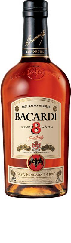 Bacardi - BACARDI 8
