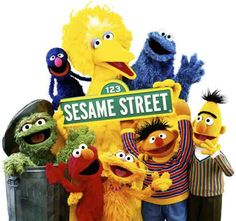 Sesame Street Birthday Party - ideas by a Professional Party Planner