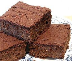 BROWNIES - Linda's Low Carb Menus & Recipes