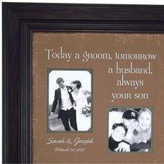 Great gift for Matt's parents