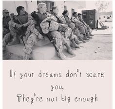 Thank you for fighting for our country