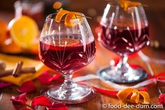~Mulled Wine Recipe~