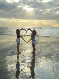 beach hearts