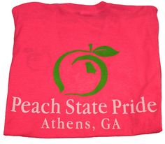 peach state pride