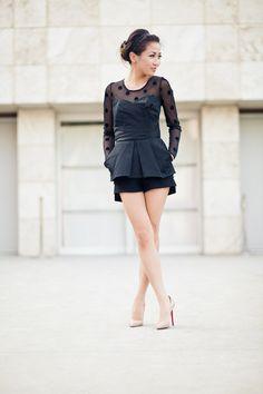 Corset Skirt Duo / Wendy's Lookbook