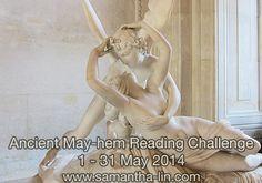 2014 Ancient May-hem Reading Challenge [May 2014]