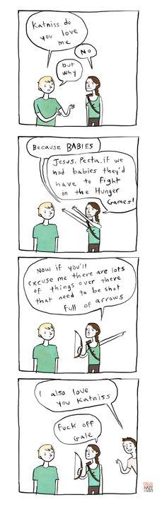Why I Like Katniss