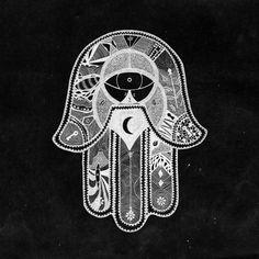 Leif Podhajsky tattoo idea, symbol, hands, art, hamsa hand, inspir, leif podhajski, design, eye