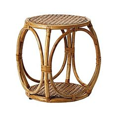 Cute side table - sunroom