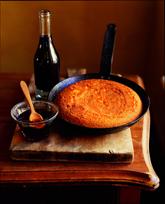 Perfect Southern Corn Bread (with bacon fat)