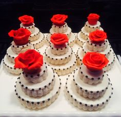Mini Cookie Wedding