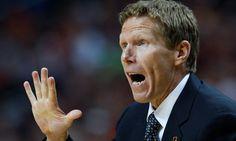 Mark Few (Coach Gonzaga Bulldogs Basketball)