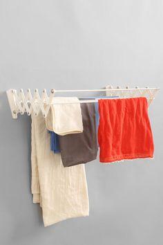 accordion drying rack