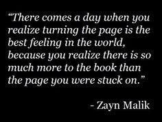 Zayn Malik.